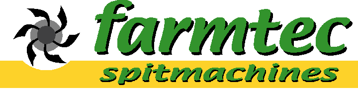 Farmtec spitmachines